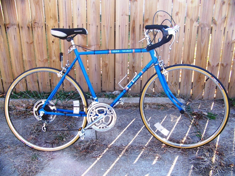 The 1983 Sears Free Spirit 10-speed